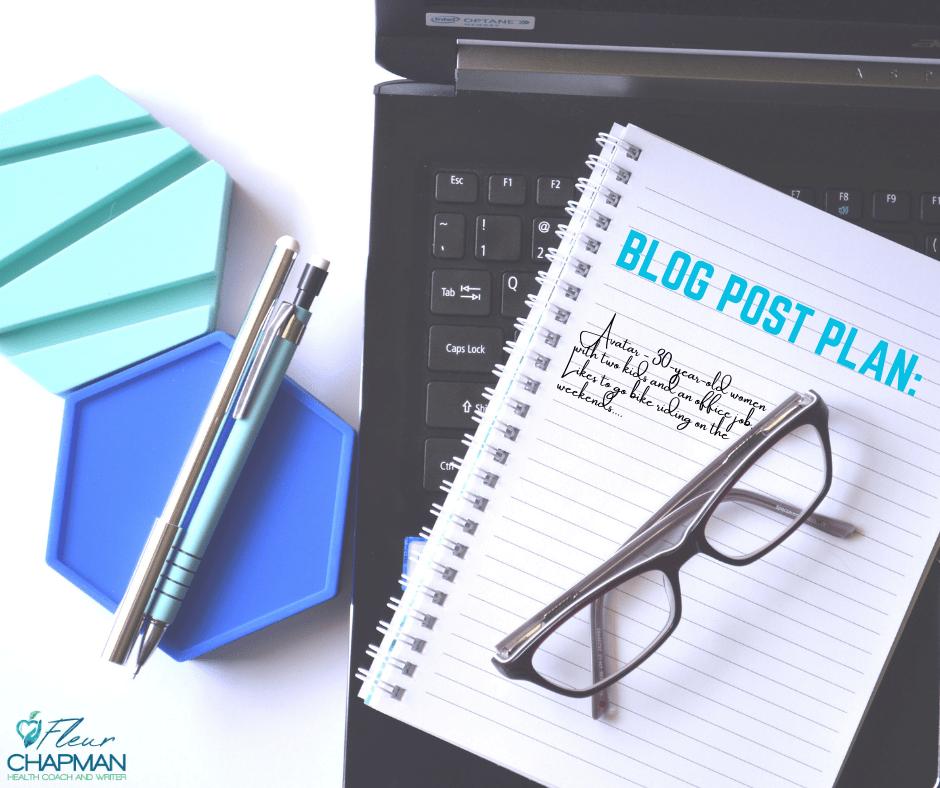 Blog post plan